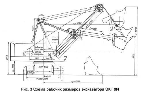 Экскаватор экг-4,6 (экг-5а) / зуб кривой экг-4,6 материал: 110г13л